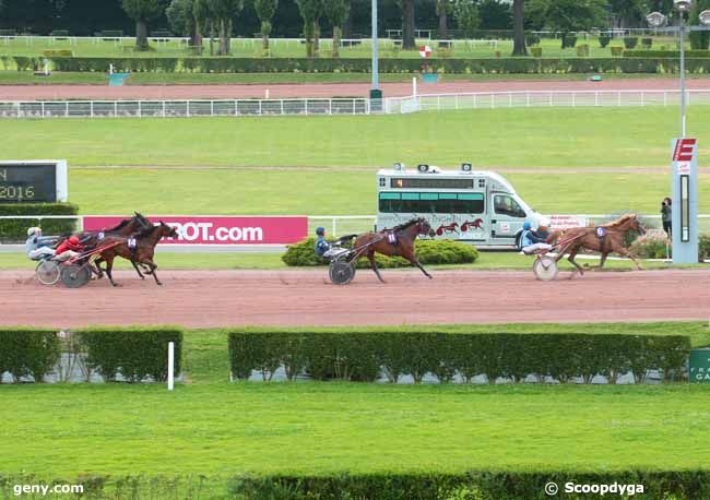 13/07/2016 - Enghien - Prix du Jardin des Plantes : Arrivée