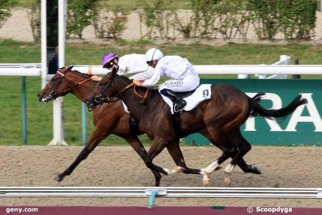 12/08/2017 - Deauville - Prix de Val Sevry : Arrivée