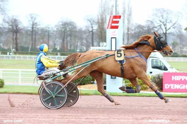 14/03/2019 - Enghien - Prix de Pierrefitte-sur-Seine : Arrivée