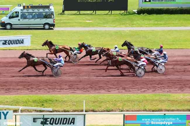 05/06/2014 - Vichy - Prix Vichy Célestins : Arrivée
