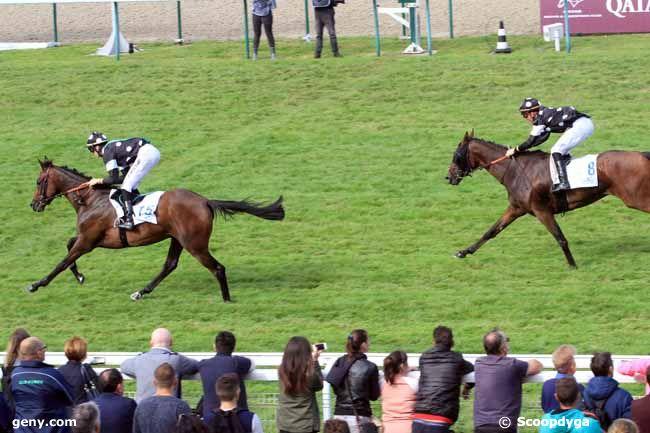 12/08/2017 - Deauville - Prix de Crépon : Arrivée