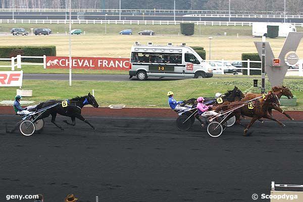 25/12/2007 - Vincennes - Prix de Salvanhac : Arrivée