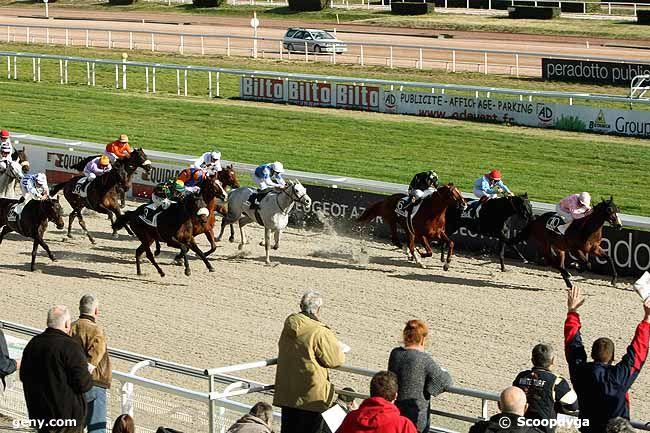 20/01/2012 - Cagnes-sur-Mer - Prix de Marseille : Arrivée