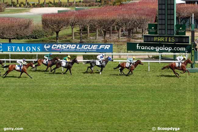 28/03/2016 - Saint-Cloud - Prix du Languedoc : Arrivée