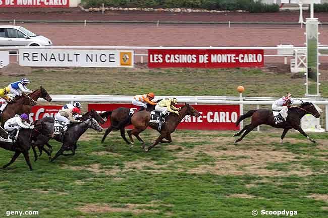 19/01/2009 - Cagnes-sur-Mer - Prix Charles Gastaud : Arrivée