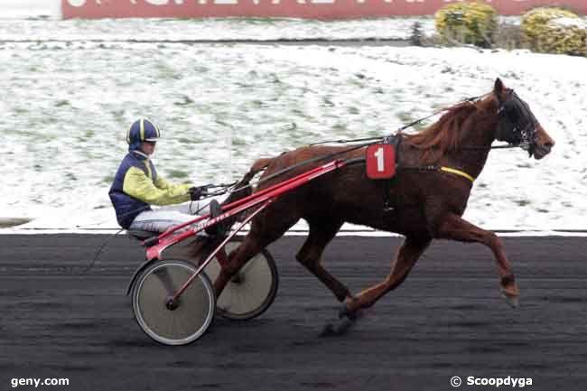 09/01/2010 - Vincennes - Prix de Breteuil : Arrivée