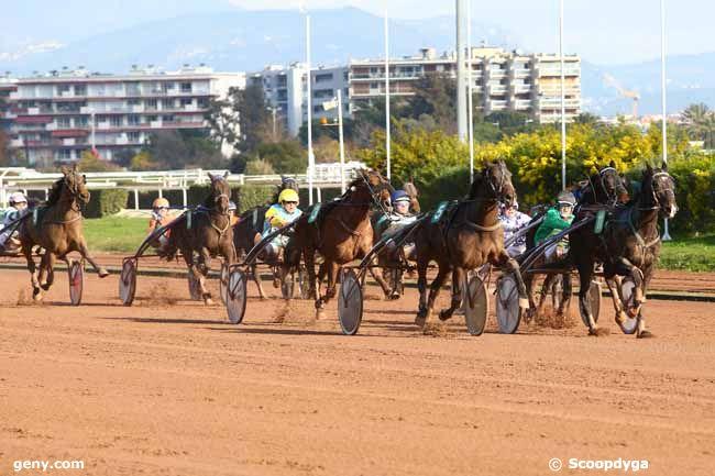 12/01/2017 - Cagnes-sur-Mer - Prix de la Côte d'Azur : Arrivée