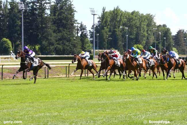 17/07/2017 - Vichy - Prix de Chouvigny : Arrivée