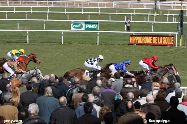 30/03/2009 - Fontainebleau - Prix du Conseil Municipal de Fontainebleau : Arrivée