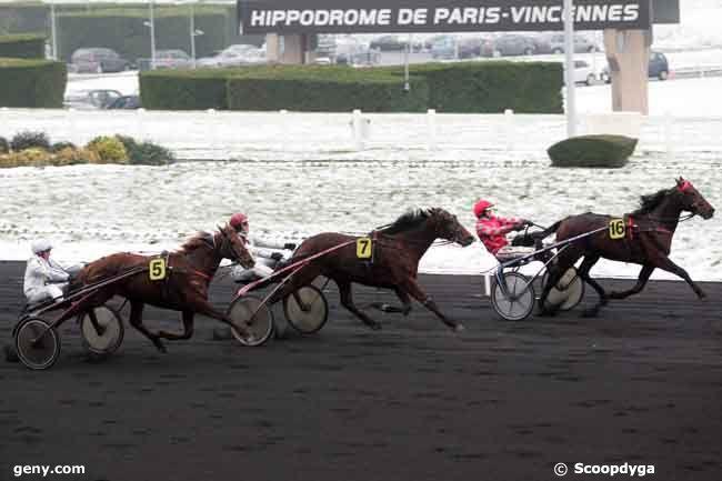 10/01/2010 - Vincennes - Prix de Lille : Arrivée