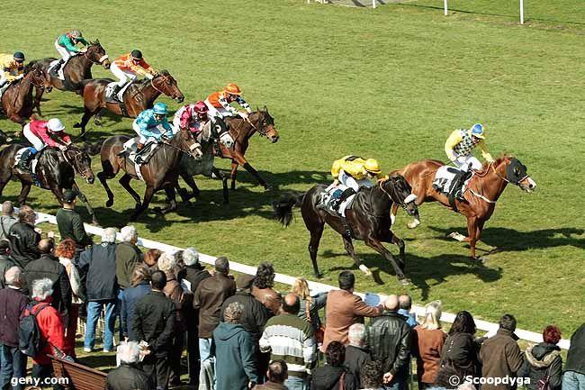 22/03/2011 - Fontainebleau - Prix du Conseil Municipal de Fontainebleau : Arrivée