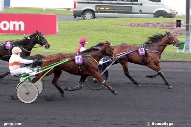 08/02/2015 - Vincennes - Prix des Vosges : Arrivée