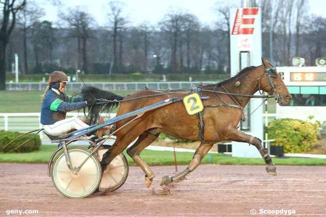 14/03/2019 - Enghien - Prix de Janval : Arrivée