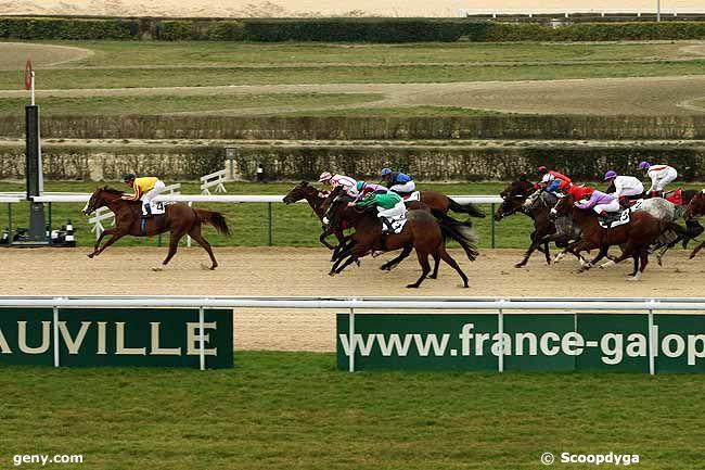 05/03/2009 - Deauville - Prix du Pays de Bray : Arrivée