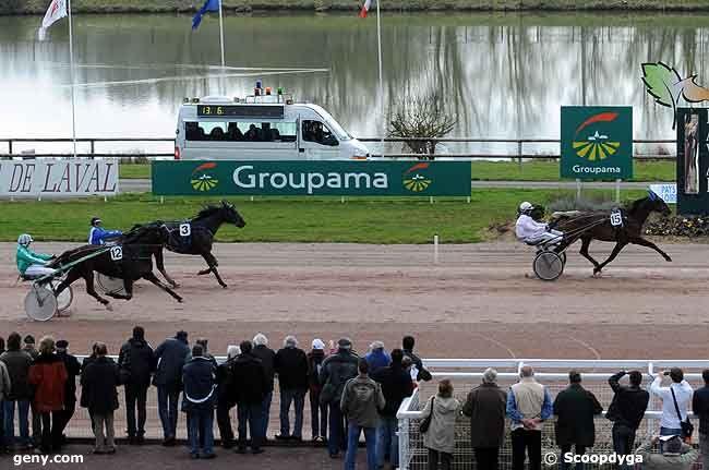 11/03/2009 - Laval - Grand Prix Conseil Général de la Mayenne : Arrivée