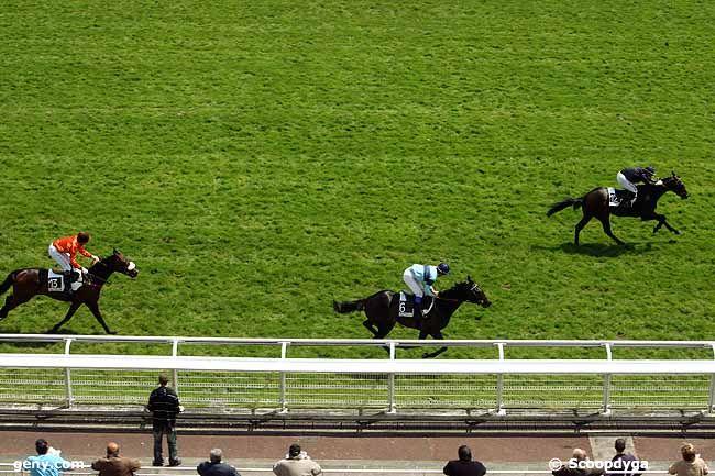 18/05/2010 - Auteuil - Prix Le Guales de Mézaubran : Arrivée