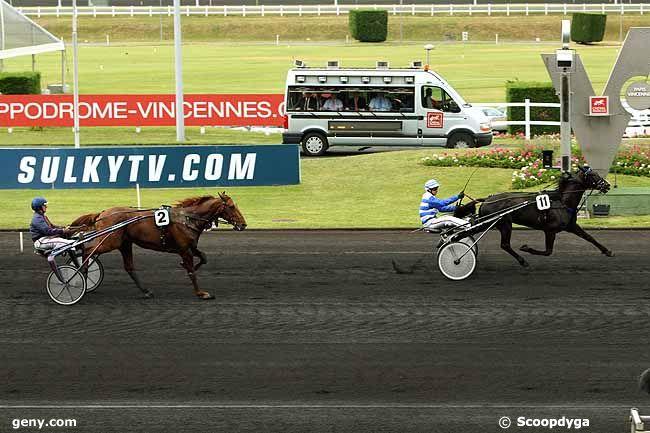 11/06/2011 - Vincennes - Prix du Quercy : Arrivée