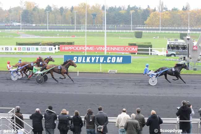12/11/2012 - Vincennes - Prix du Languedoc : Arrivée