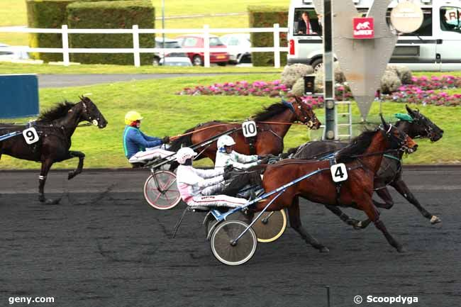 01/02/2014 - Vincennes - Prix Paul Viel : Arrivée