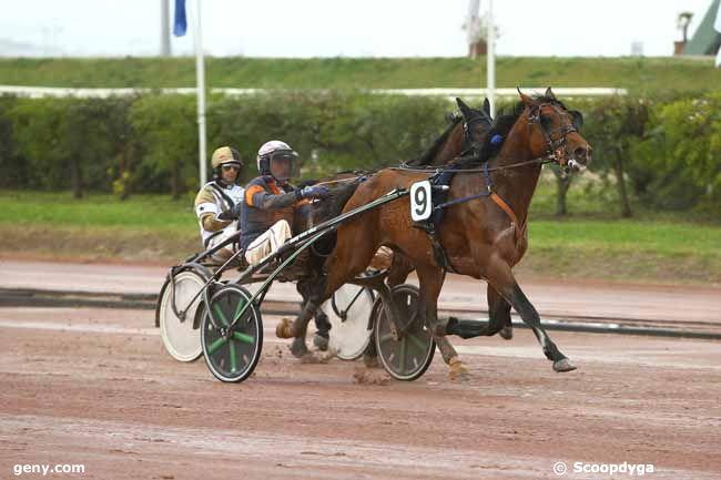 11/03/2018 - Cagnes-sur-Mer - Prix Equidia : Arrivée