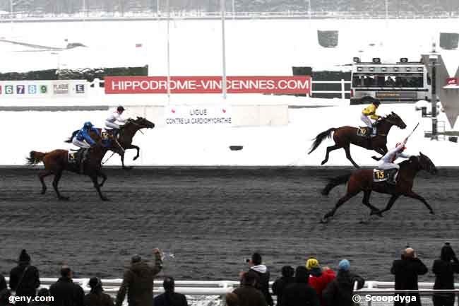 20/01/2013 - Vincennes - Prix de Cornulier : Arrivée