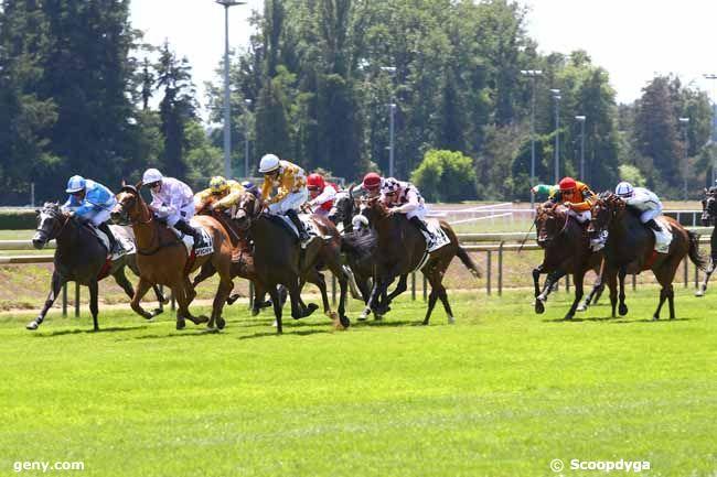 18/07/2017 - Vichy - Prix de l'Allier : Arrivée