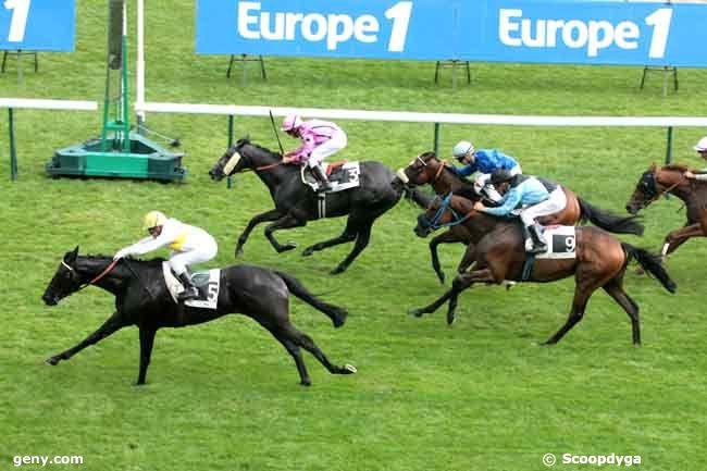 04/09/2011 - Longchamp - Prix de la Ligue Française pour la Protection du Cheval : Arrivée