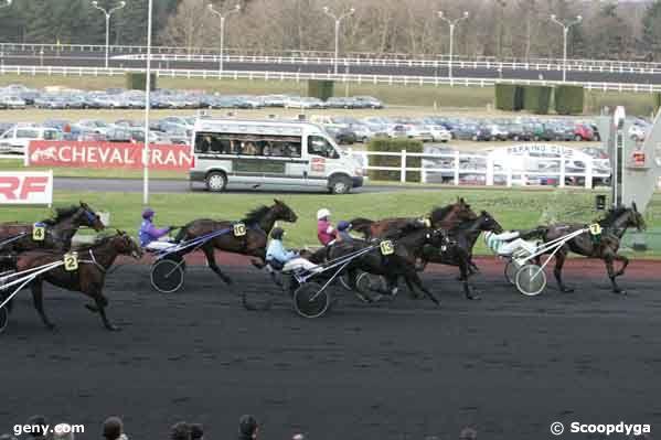 30/12/2007 - Vincennes - Prix de Bourgogne : Arrivée