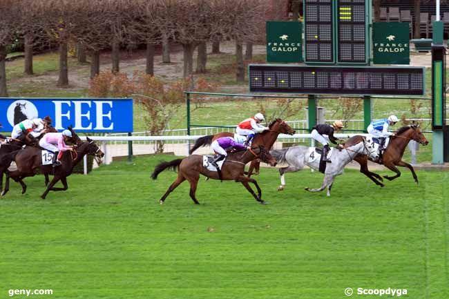 19/03/2017 - Saint-Cloud - Prix Dunette : Arrivée